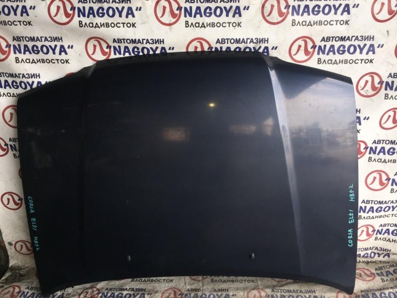 Капот Toyota Corsa EL51 передний