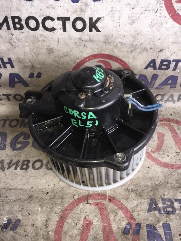 Мотор печки Toyota Corsa EL51