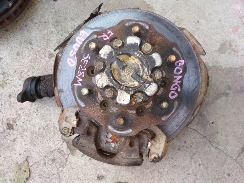 Ступица Mazda Bongo SE28M передняя правая