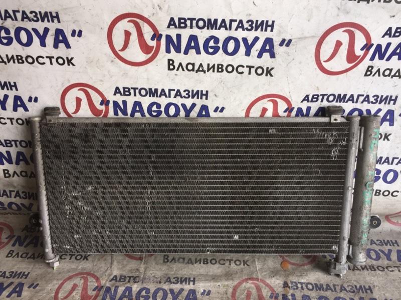 Радиатор кондиционера Nissan Cube AZ10