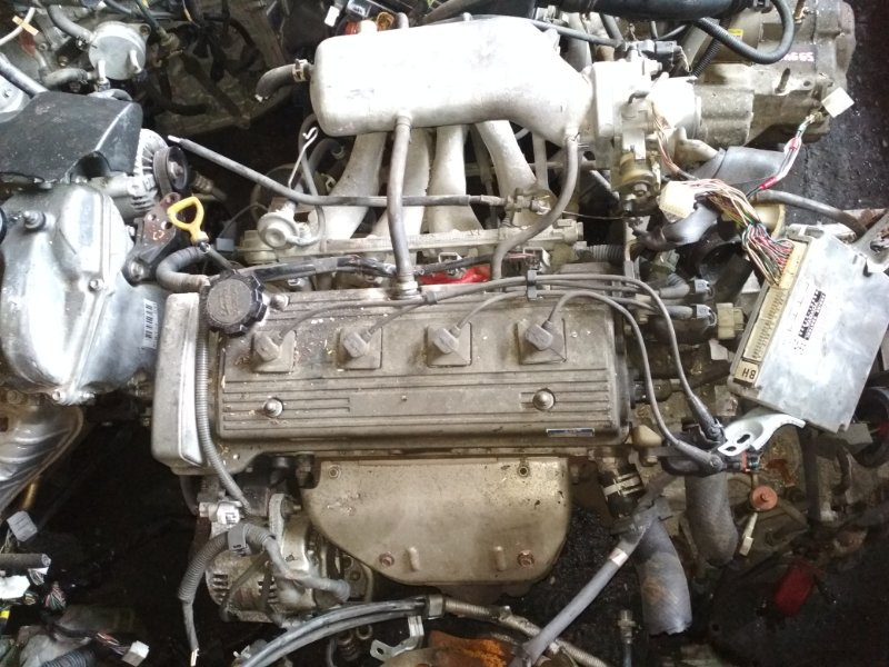Двигатель Toyota Carina AT211 7A-FE H220967