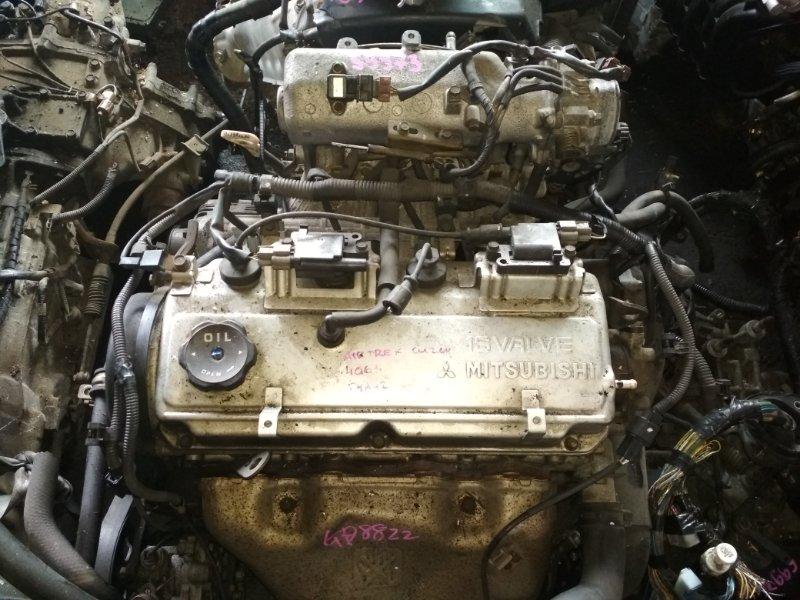 Двигатель Mitsubishi Airtrek CU2W 4G63 GD8822
