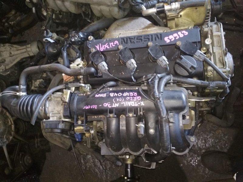 Двигатель Nissan X-Trail NT30 QR20DE 621349A