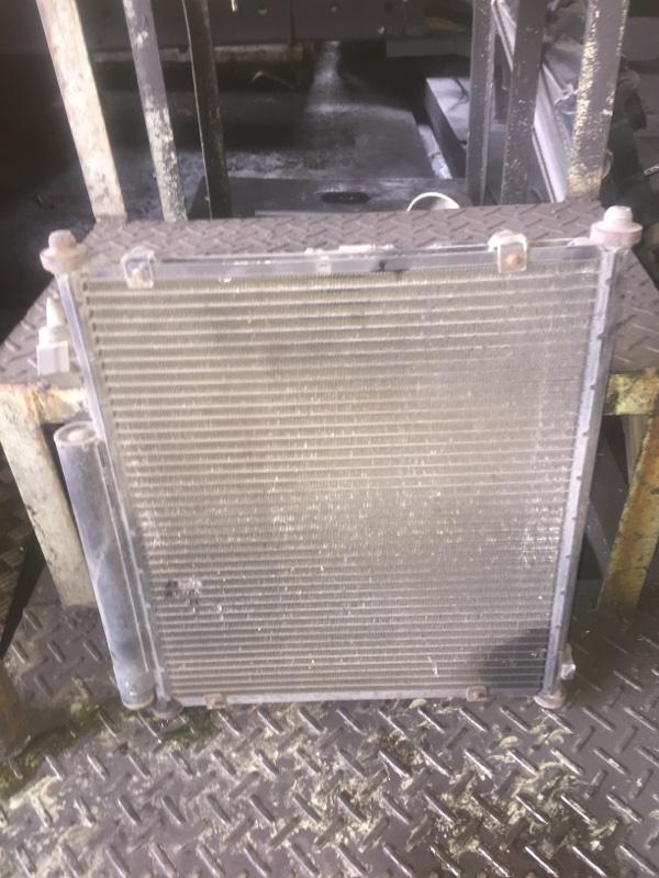 Радиатор кондиционера Honda Fit GD1