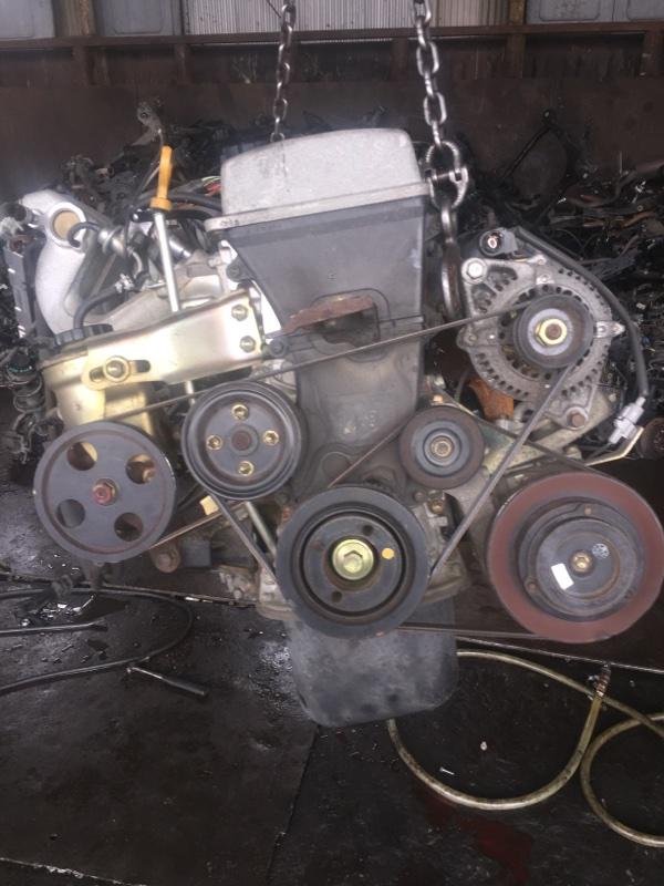 Двигатель Toyota Carina AT212 5A-FE J125110