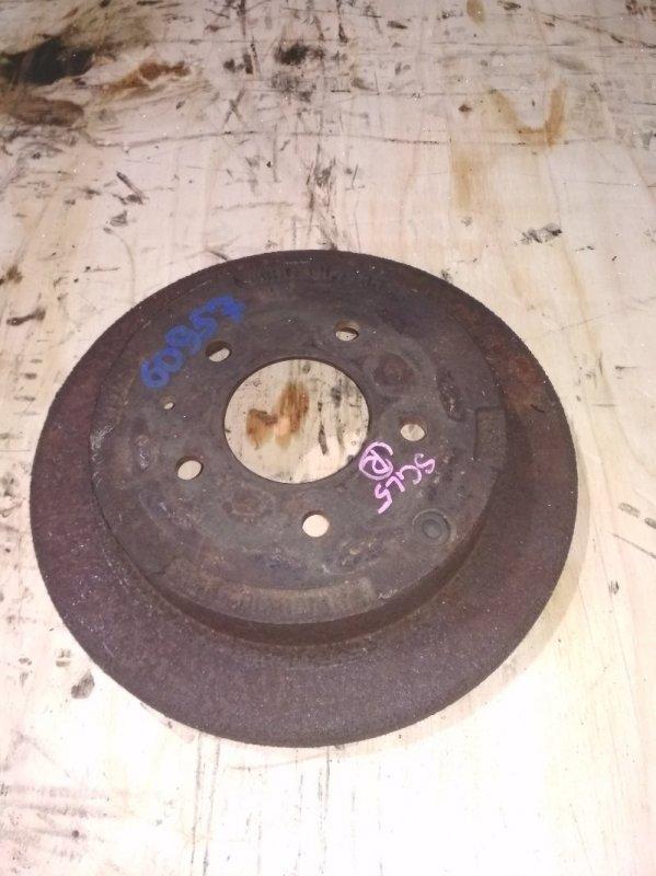 Тормозной диск Mazda Bongo Friendee SGL5 задний правый