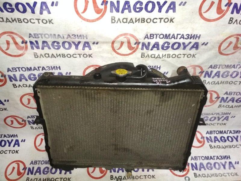 Радиатор основной Mazda Bongo SK22V R2 A/T
