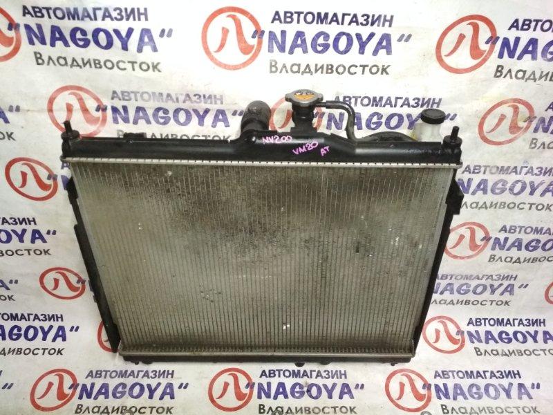 Радиатор основной Nissan Nv200 VM20 HR16DE A/T