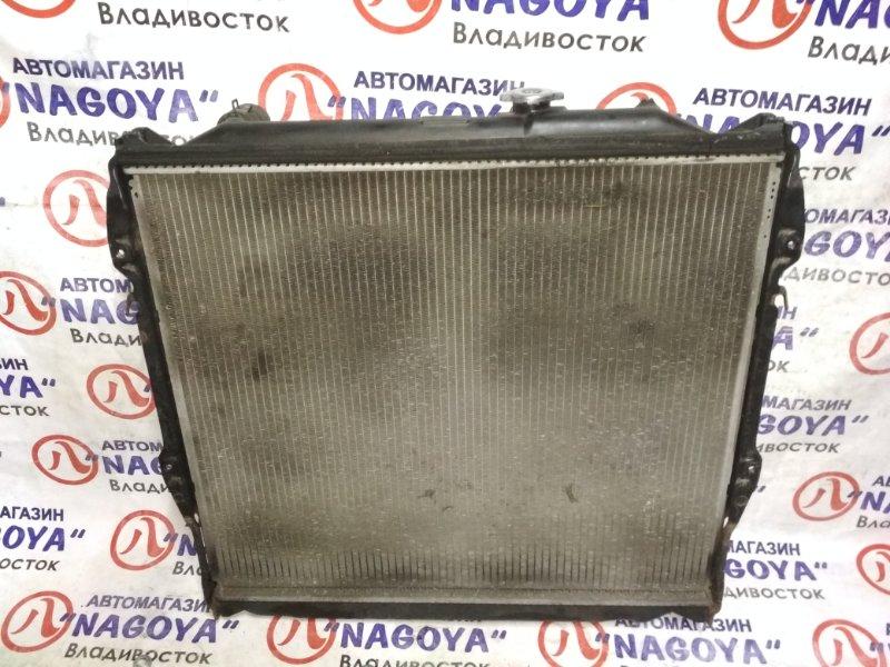 Радиатор основной Toyota Hilux Surf RZN185 3RZ-FE A/T
