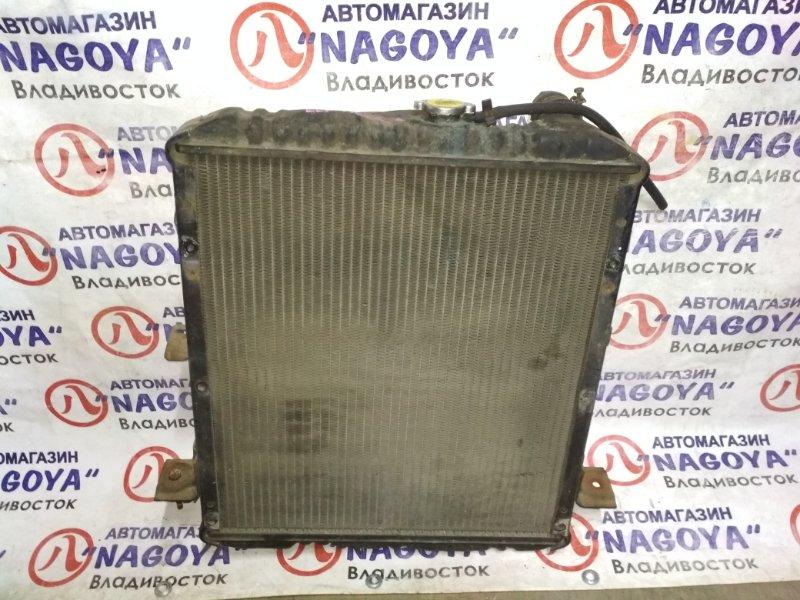 Радиатор основной Isuzu Elf NHR54 4JA1 M/T