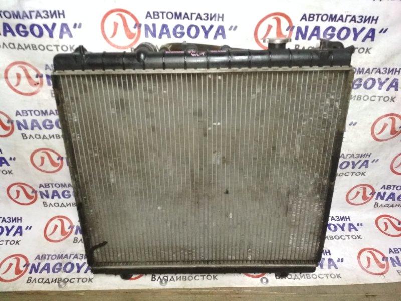 Радиатор основной Mazda Bongo Friendee SGLW WL-T A/T
