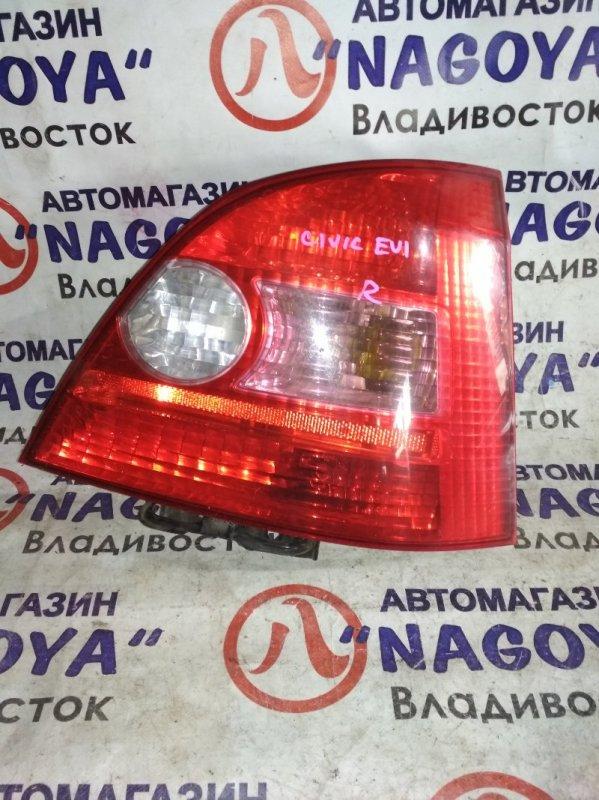 Стоп-сигнал Honda Civic EU1 задний правый 89022745