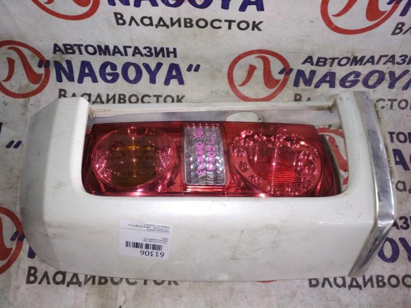 Стоп-сигнал Nissan Elgrand E51 задний левый D005