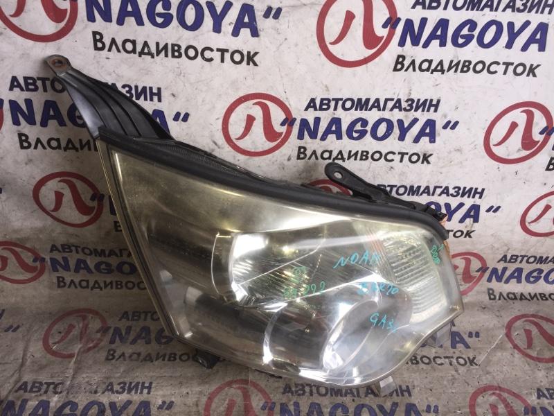 Фара Toyota Noah ZRR70 передняя правая 28222