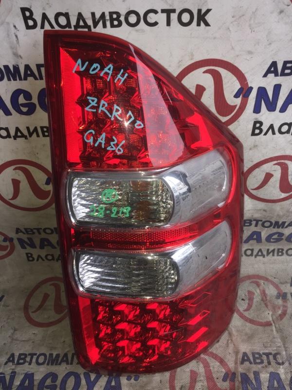 Стоп-сигнал Toyota Noah ZRR70 задний правый 28219