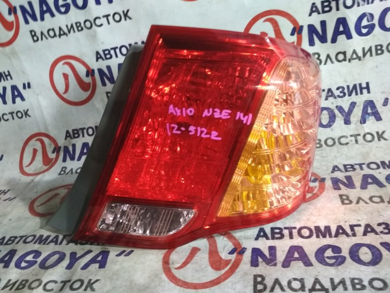 Стоп-сигнал Toyota Corolla Axio NZE141 задний правый 12512
