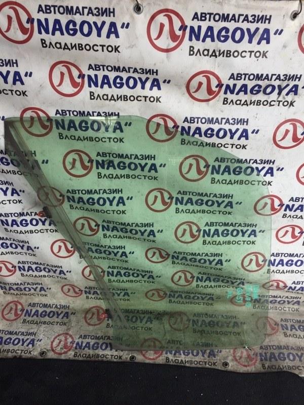 Стекло двери Toyota Dyna XZU710 переднее левое