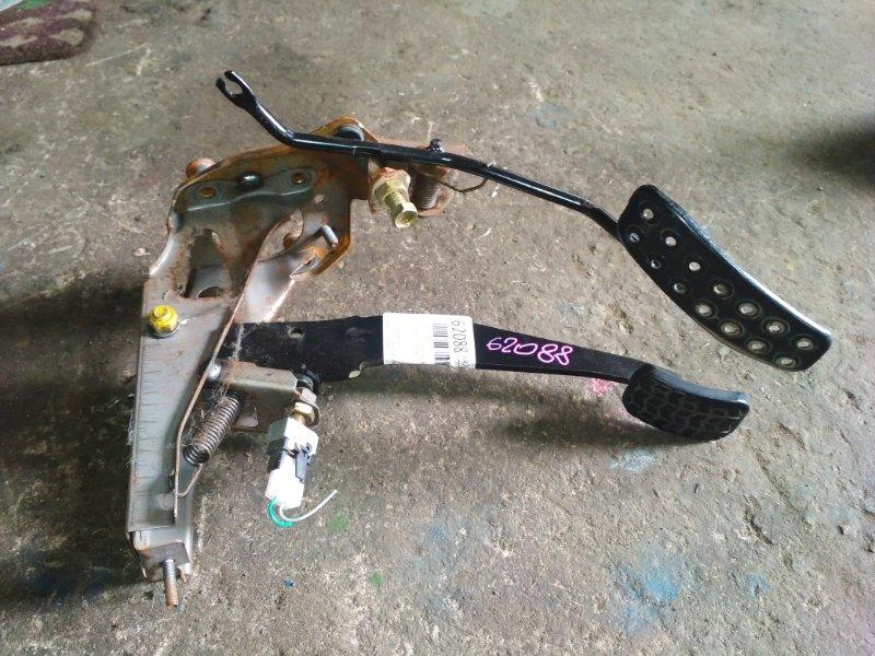 Педальный узел Mazda Roadster NB8C BP-ZE