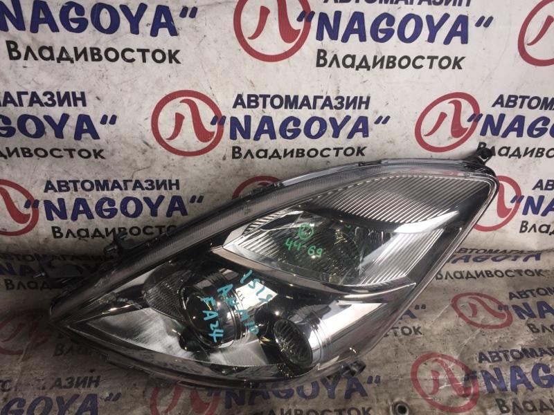 Фара Toyota Isis ANM10 передняя левая 4469