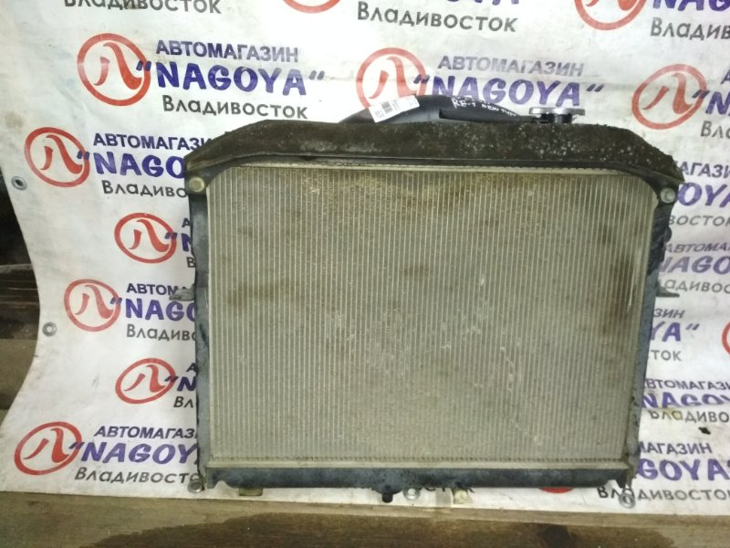 Радиатор основной Nissan Vanette SK22VN R2 A/T