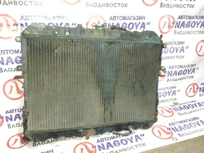 Радиатор основной Mazda Bongo Brawny SD29T R2 M/T