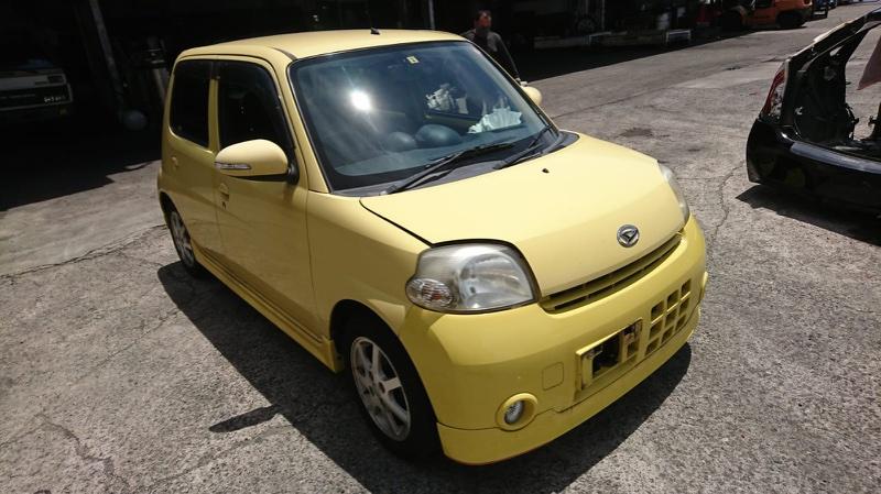 Обвес Daihatsu Esse L235S