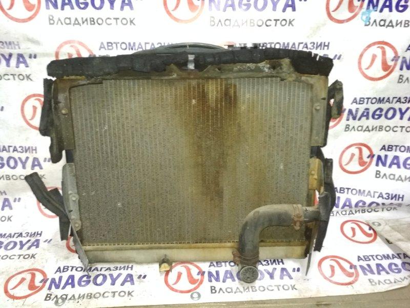 Радиатор основной Toyota Dyna LY131 3L M/T