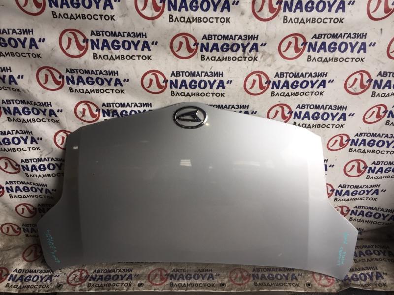 Капот Daihatsu Boon Luminas M502G передний