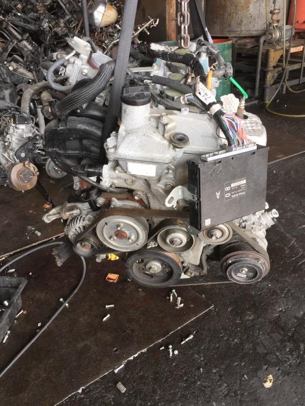Двигатель Daihatsu Passo Sette M502G 3SZ-VE 2307133