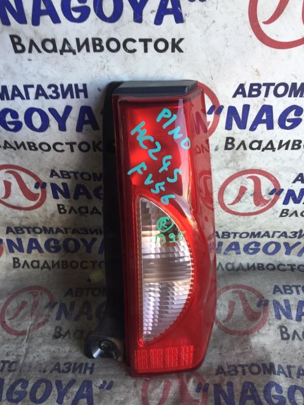 Стоп-сигнал Nissan Pino HC24S задний правый 35603-72J0