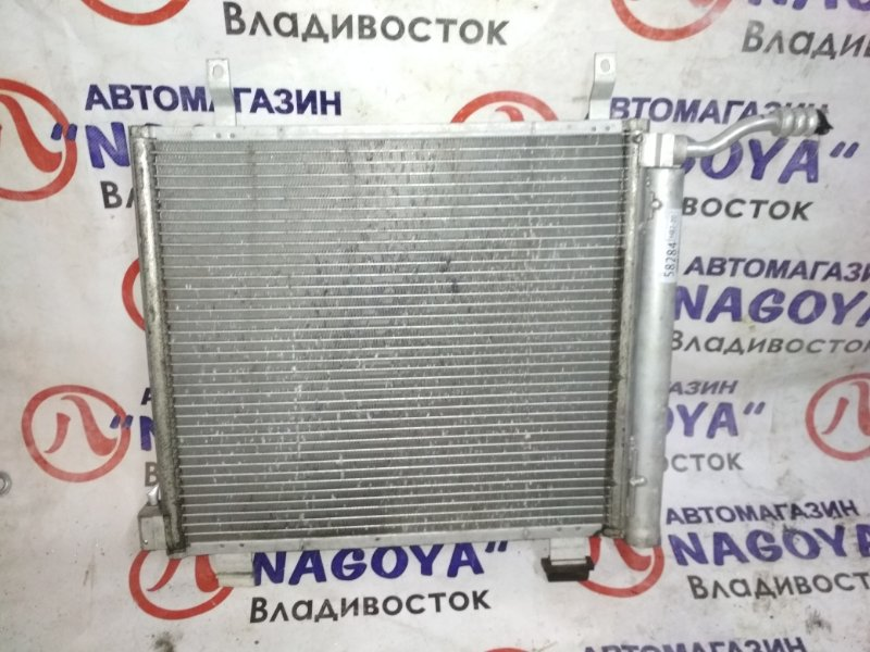 Радиатор кондиционера Suzuki Wagon R MH34S