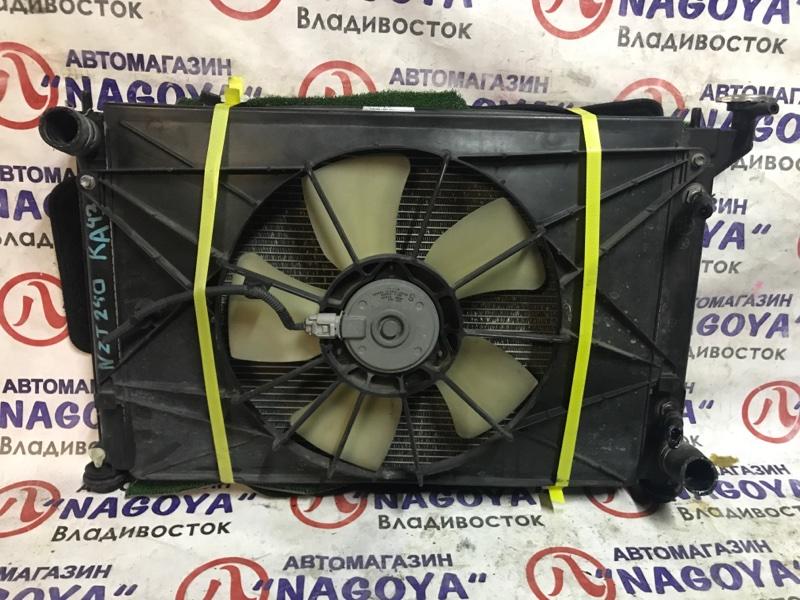 Радиатор основной Toyota Allion NZT240 1NZ-FE A/T