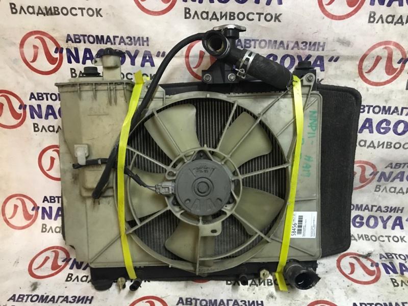 Радиатор основной Toyota Porte NNP11 1NZ-FE