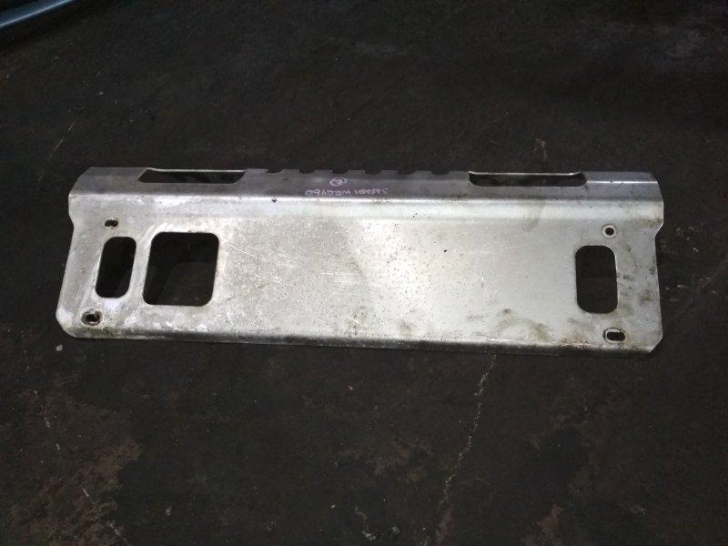 Защита двигателя Nissan Safari WRGY60 передняя