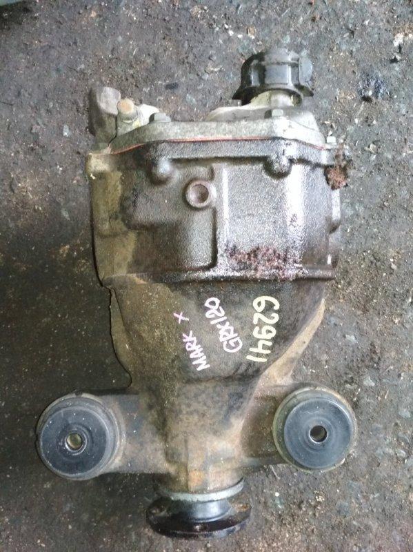 Редуктор Toyota Mark X GRX120 4GR-FSE задний