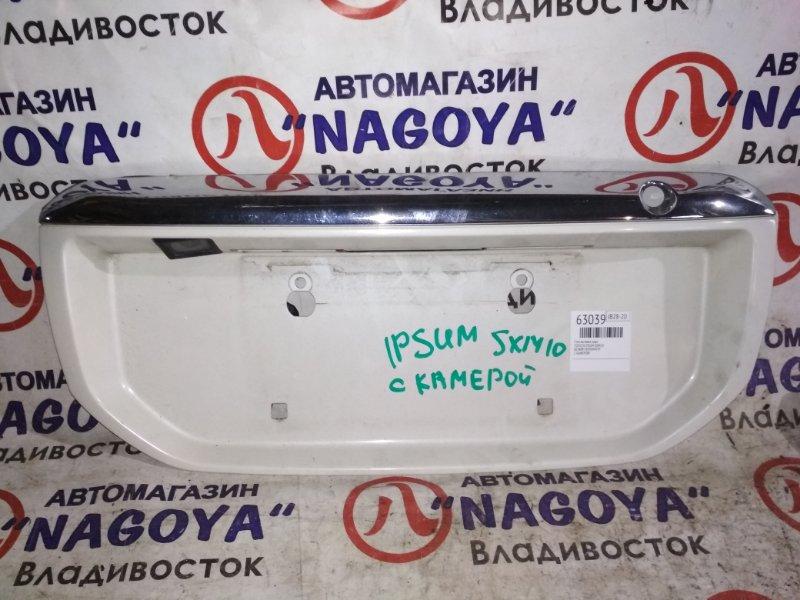 Стоп-вставка Toyota Ipsum SXM10 задняя