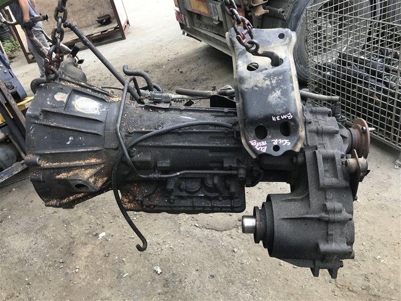 Акпп Mazda Bongo Friendee SGLR WL-T BM711