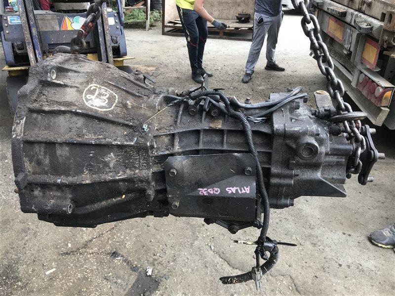 Мкпп Nissan Atlas R4F23 QD32 2WD