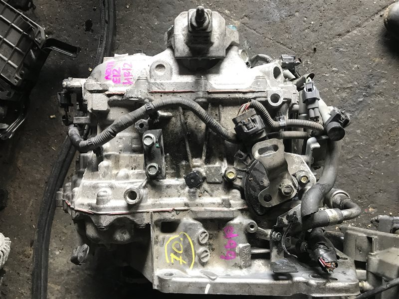 Акпп Nissan Note E12 HR12DE RE0F11A-GM38