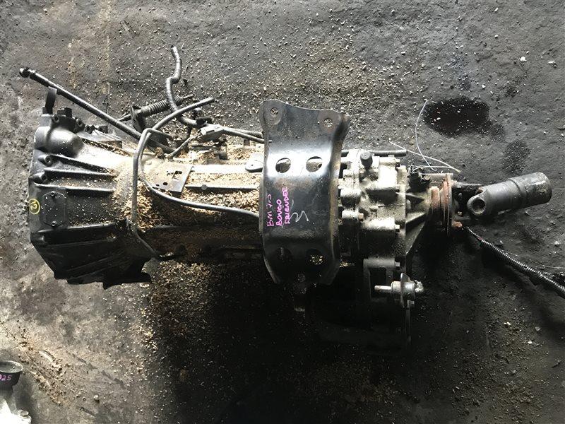 Акпп Mazda Bongo Friendee SGLR WL-T BM713