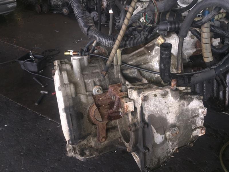 Акпп Toyota Cynos EL52 4E-FE A132L-04A
