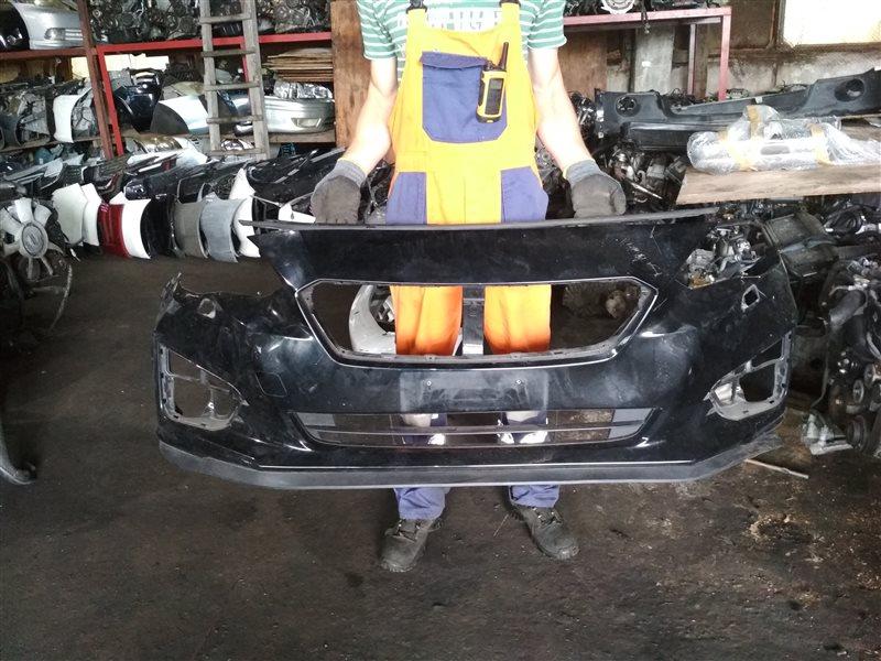 Бампер Subaru Impreza GT7 передний 1 MODEL