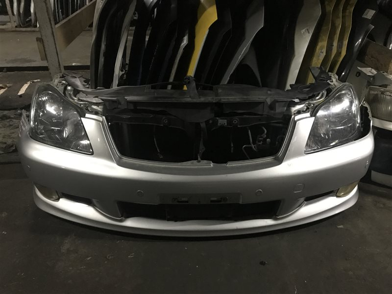 Nose cut Toyota Crown Athlete GRS180 4GR-FSE передний 30313