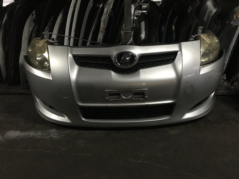 Nose cut Toyota Auris ZRE152 2ZR-FE передний 12507