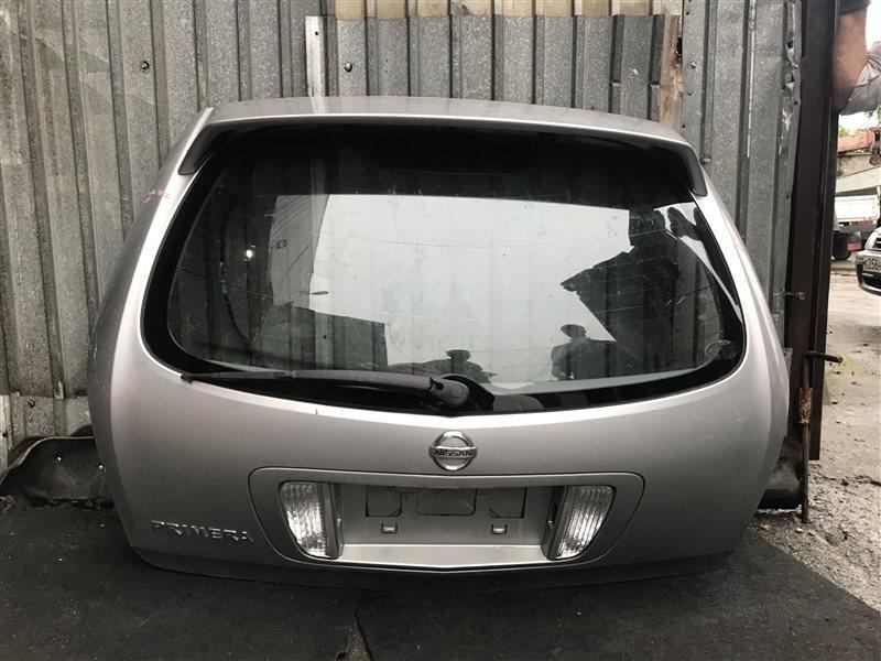 Дверь 5-я Nissan Primera WTP12 задняя