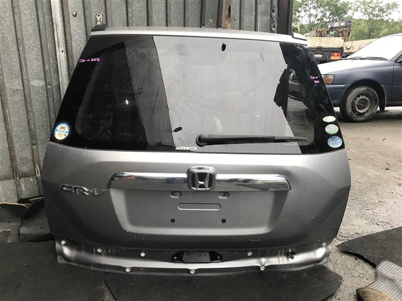 Дверь 5-я Honda Cr-V RE3 задняя