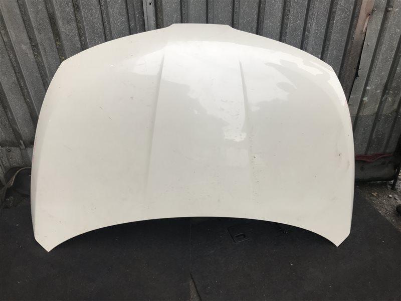 Капот Nissan Tiida C11 передний 1 MODEL