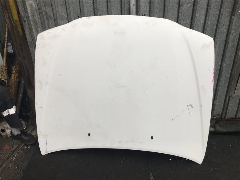 Капот Toyota Corolla AE110 передний