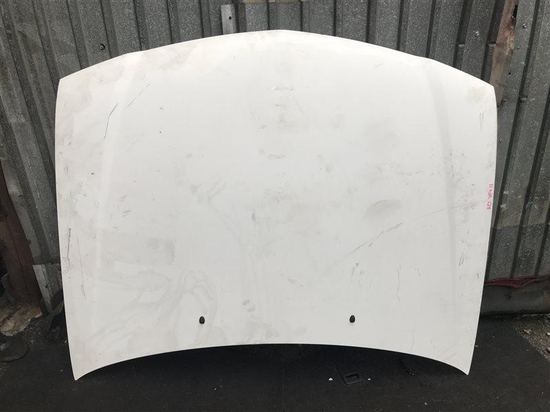 Капот Nissan Ad VFY11 передний