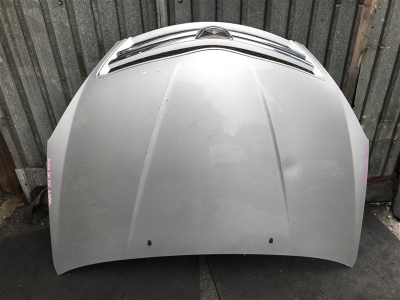 Капот Toyota Allion ZZT240 передний 2 MODEL